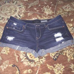 Aeropostale shorts. Excellent condition. Size 8.